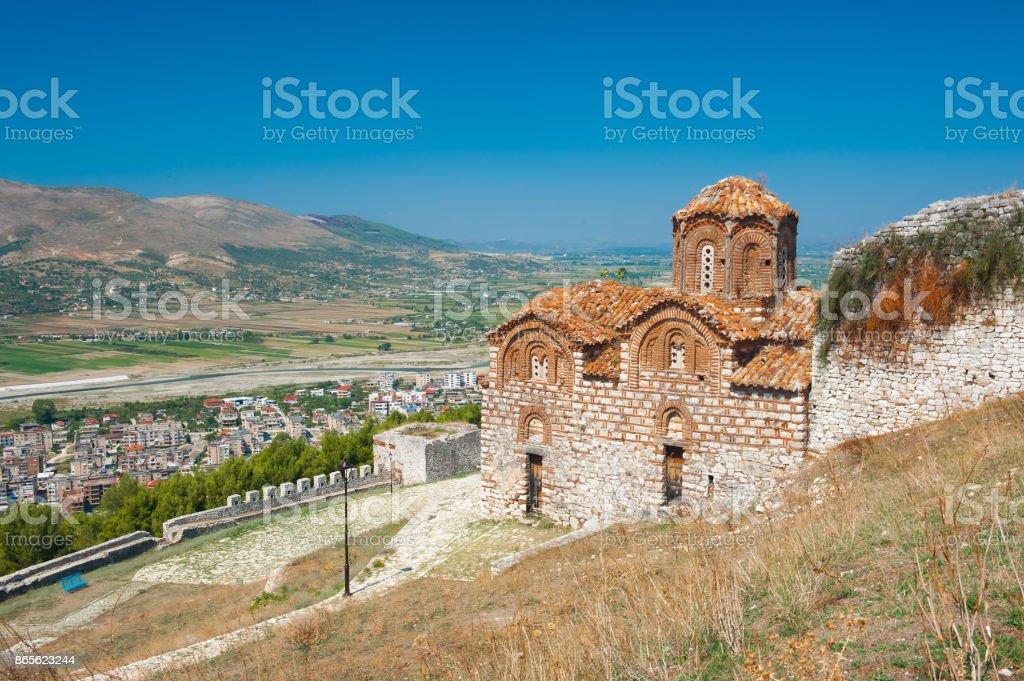Church of the Holy Trinity stock photo
