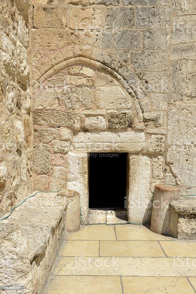 Church of the Nativity royalty-free stock photo