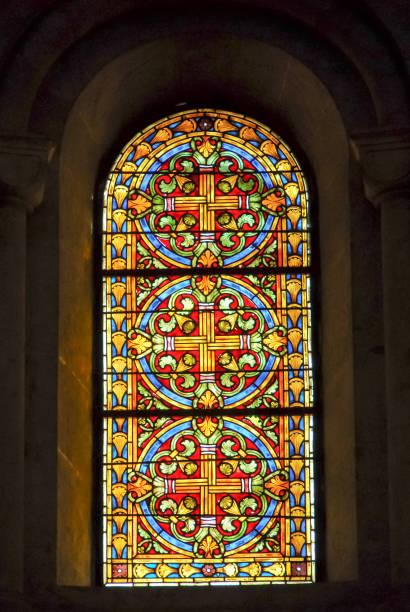 Church of the Redeemer, Jerusalem, Israel stock photo