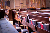 istock Church Pews 512522627