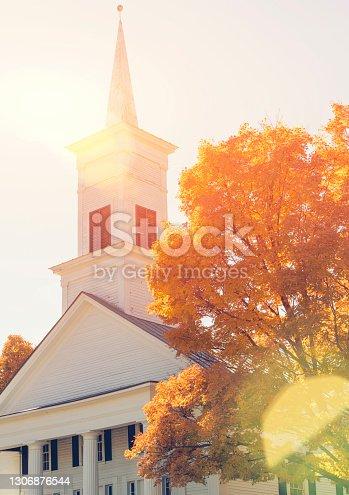 istock Church 1306876544