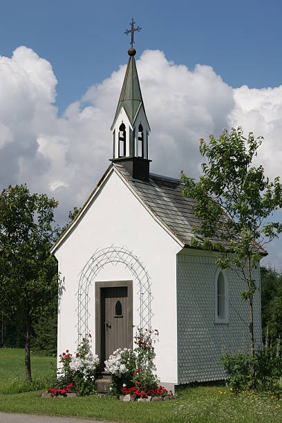 Royalty Free Little White Chapel Pictures Images And Stock Photos