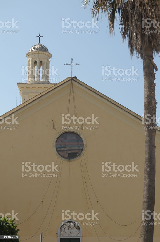 chiesa stock photo
