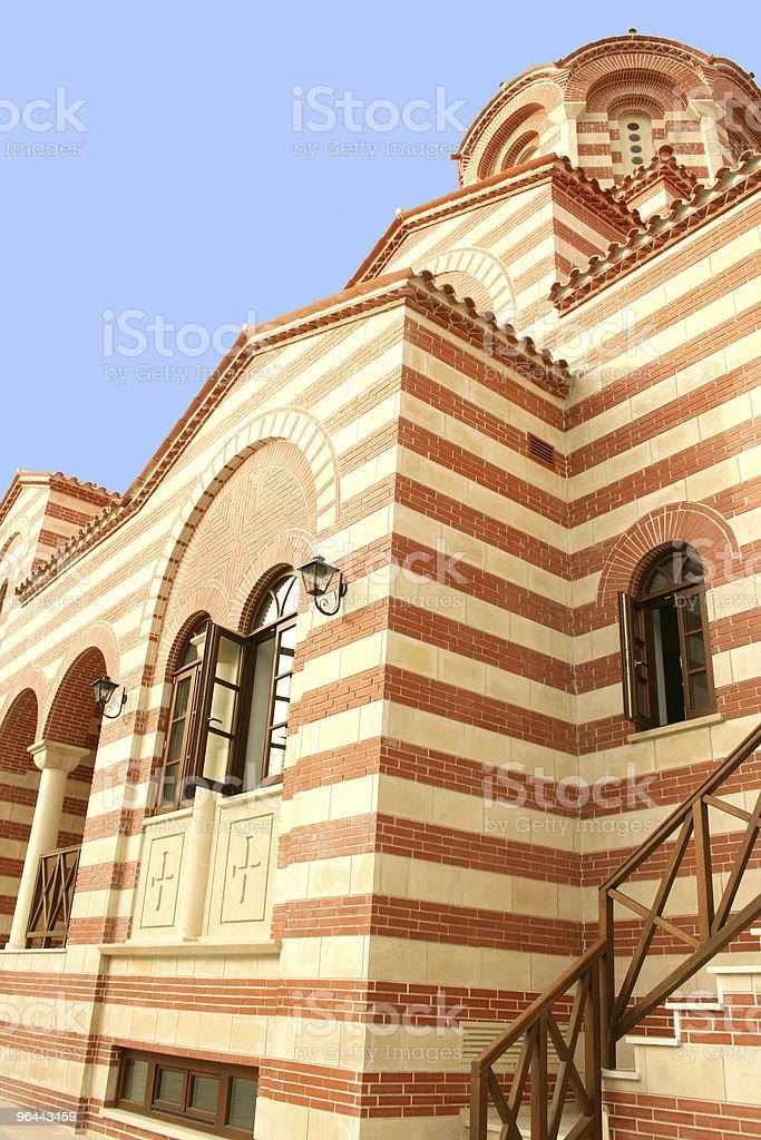 Igreja - Foto de stock de Amarelo royalty-free