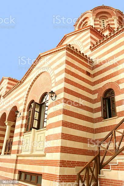 Foto de Igreja e mais fotos de stock de Amarelo