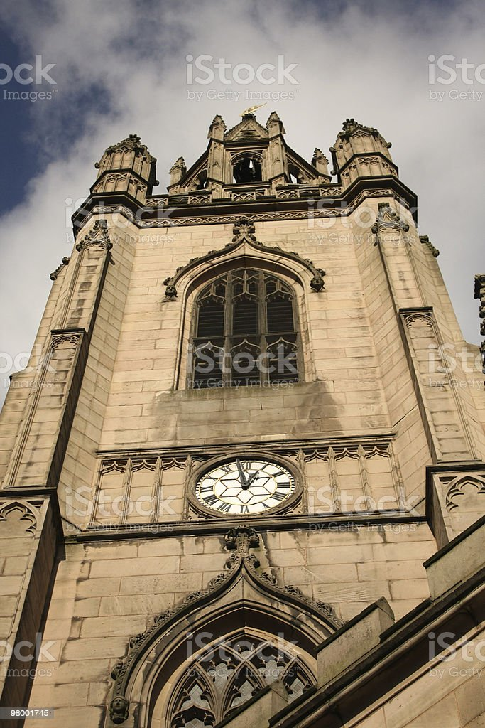 Church royalty free stockfoto