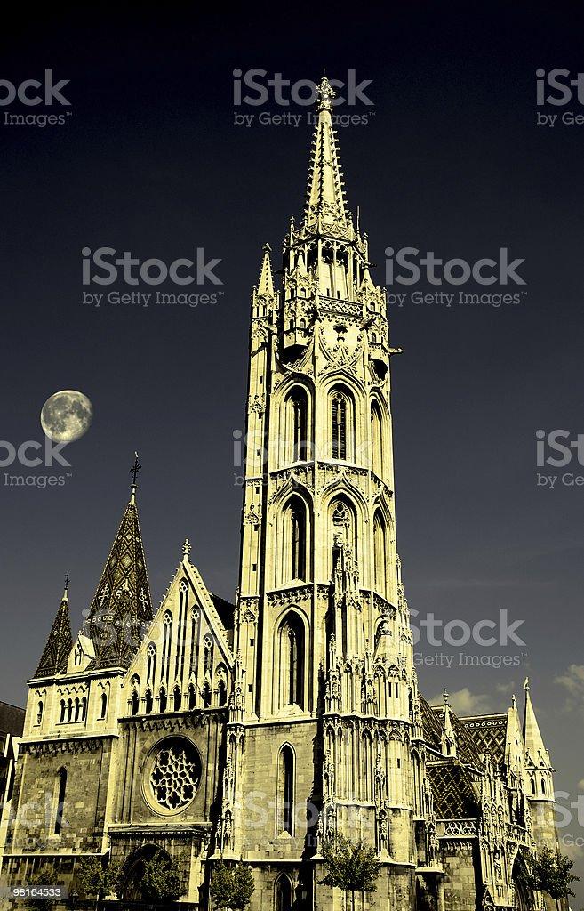 교회 royalty-free 스톡 사진