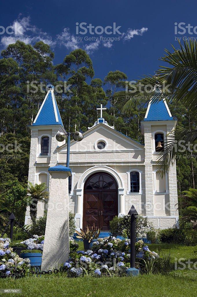 Chiesa foto stock royalty-free