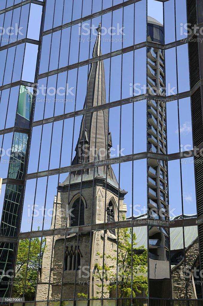Kirche Reflexion – Foto