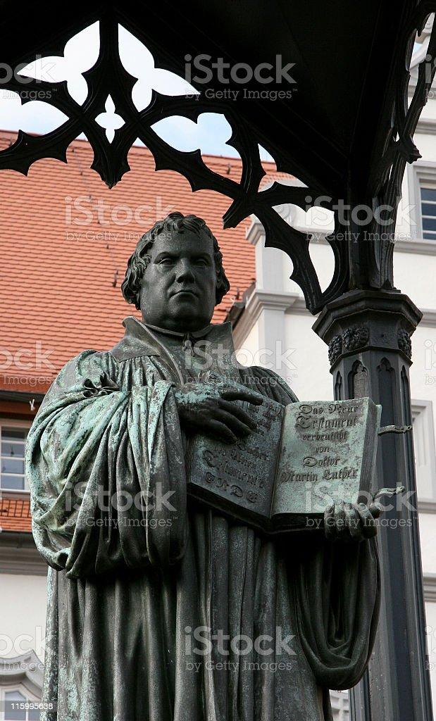 Kirche Reformer Martin Luther – Foto