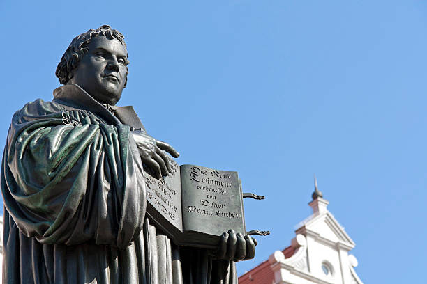 Kirche Reformer Martin Luther – Foto