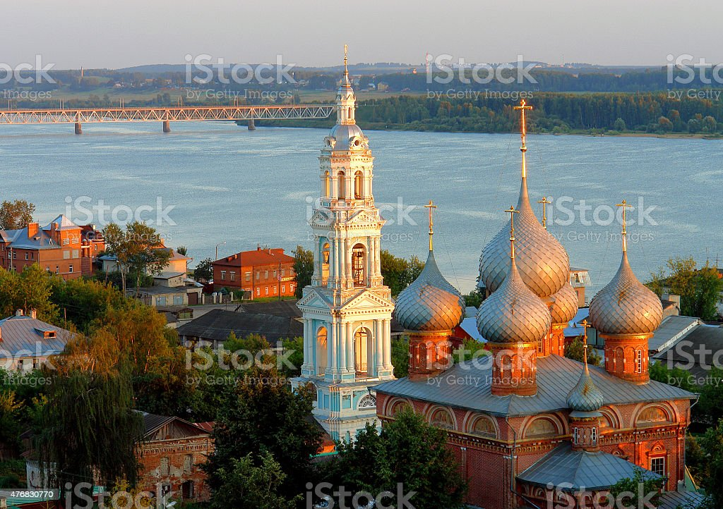 Church, Russian, temples, stock photo