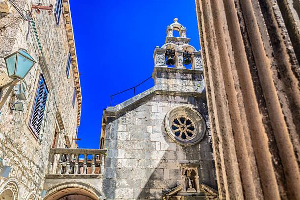 Church Saint Mihovil Korcula. – Foto