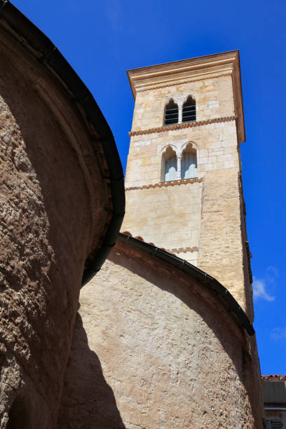 Kirche Sainte-Marie-Majeure, Bonifacio, Südkorsika Insel, Frankreich – Foto