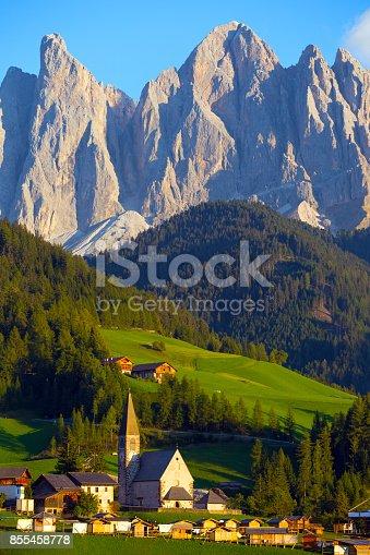 istock church Santa Maddalena 855458778