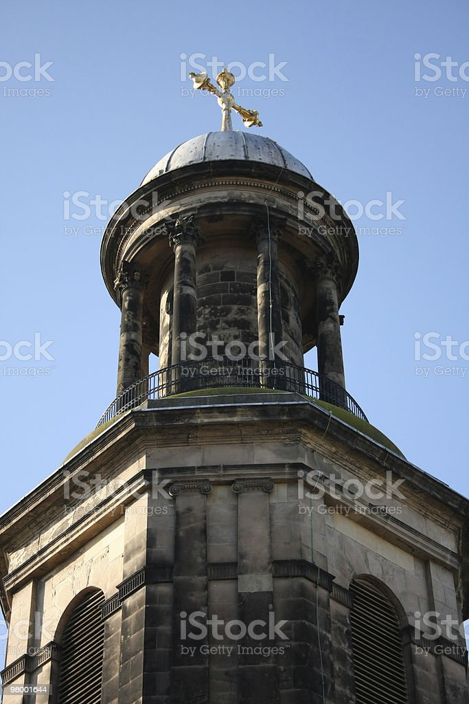 Church Spire royalty-free stock photo
