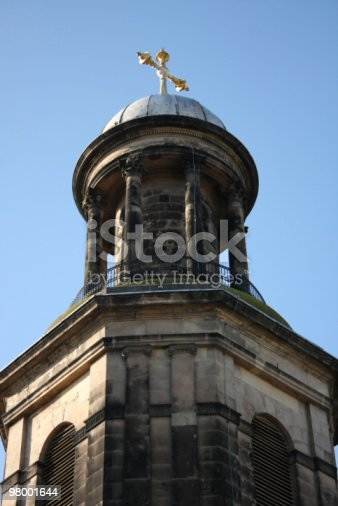 Church Spire Stock Photo & More Pictures of Ancient