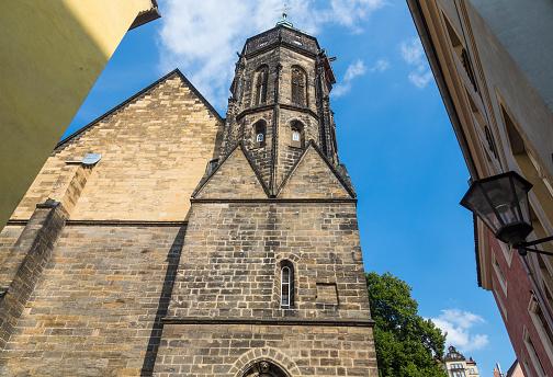 church St. Marien in Pirna (Saxony)