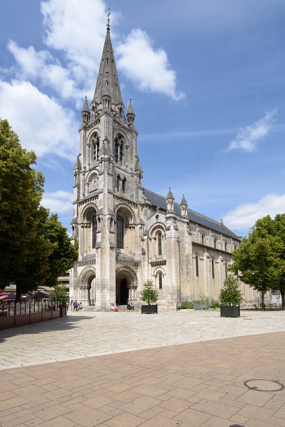 Église Saint-Martial d'Angoulême, France - Photo