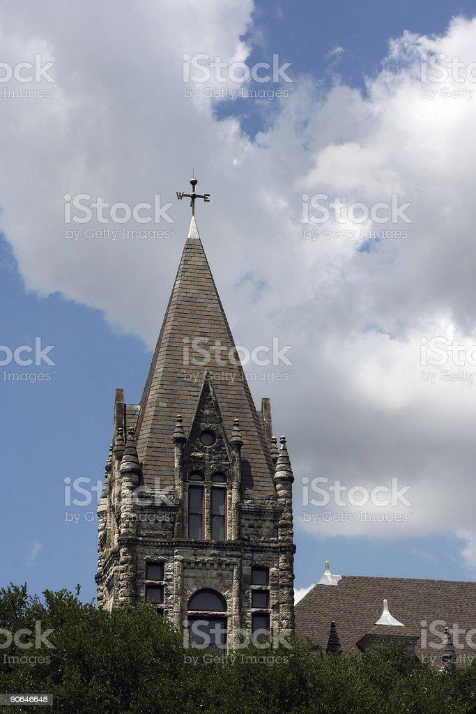church steeple02 royalty-free stock photo