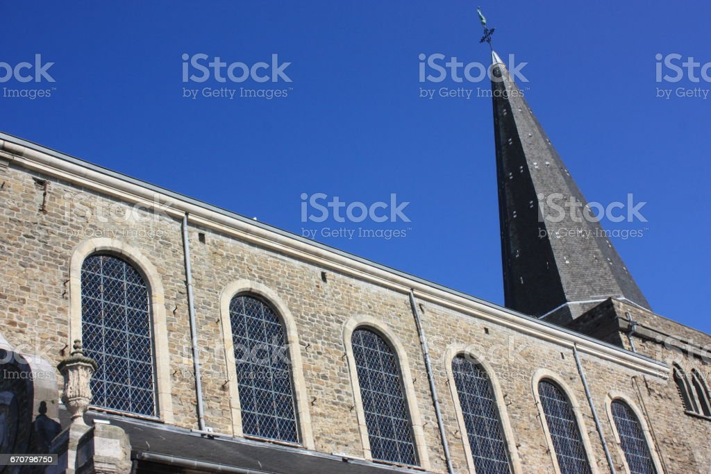 Clocher de l' église de l'église - Christianisme - lieu de culte - Photo