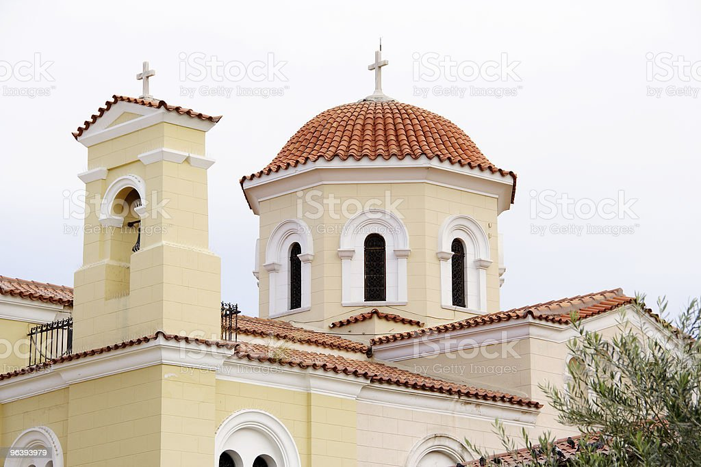 Church Top - Royalty-free Architectural Dome Stock Photo