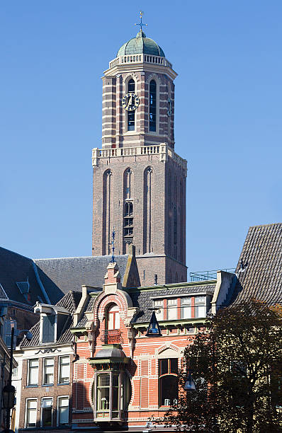 Church tower of Zwolle​​​ foto