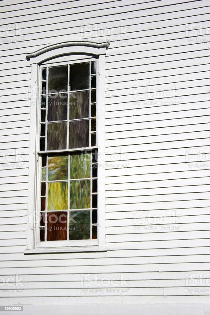 Church Window royalty-free stock photo