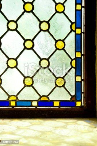 691464522 istock photo Church windows. 158822747