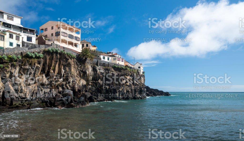 Churchills hotel in Camara de Lobos Madiera