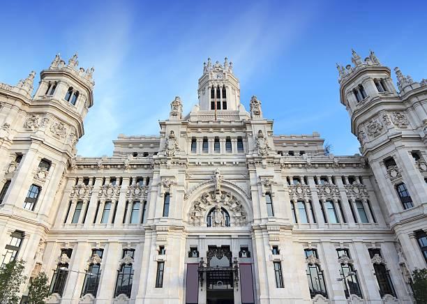 Cibeles, Madrid stock photo