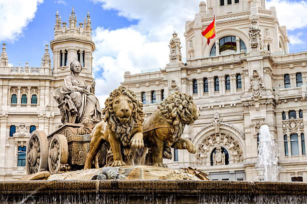 Plaza de Cibeles Madrid – Foto