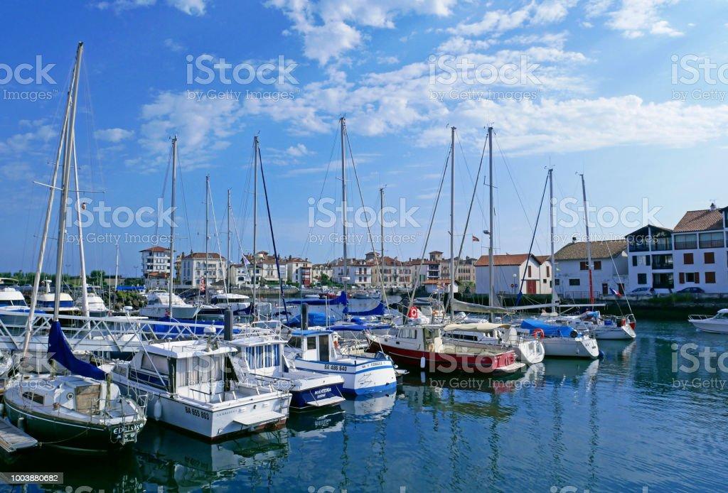 Port de Ciboure, St Jean de Luz, Biarritz, France - Photo