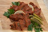 Cig kofte / Turkish Food