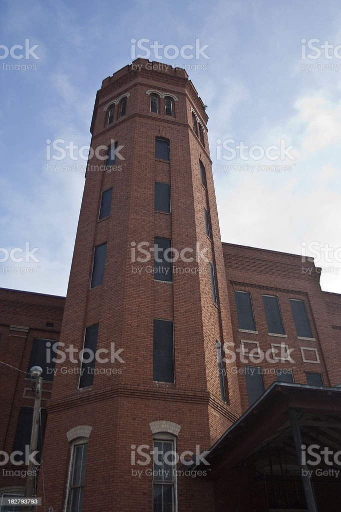 Cigar Factory Tower stock photo
