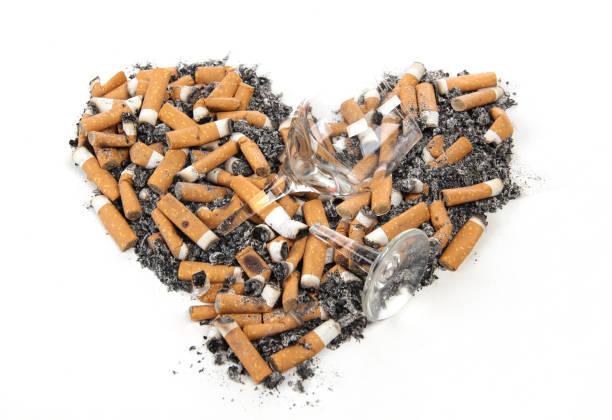 Cigarette butts – zdjęcie