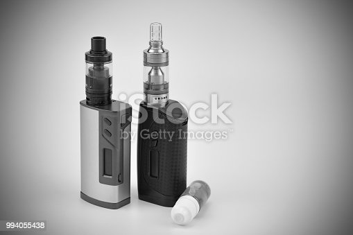 istock E - cigarette for vaping , technical devices. 994055438