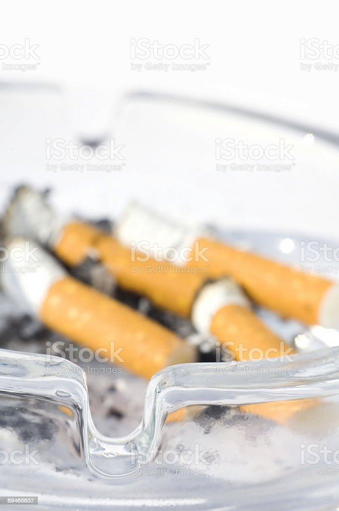 Cigarette Bac à cendres - Photo