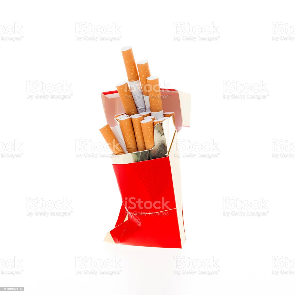https://media.istockphoto.com/photos/cigarette-pack-been-crushed-picture-id618864916