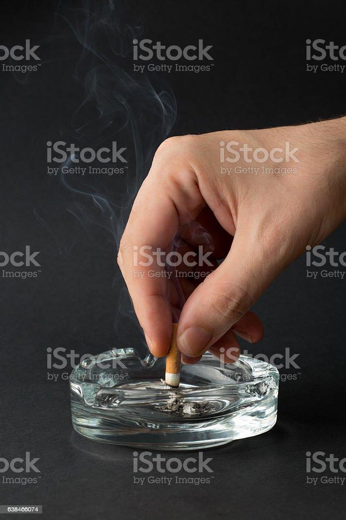 Cigarro  - foto de acervo