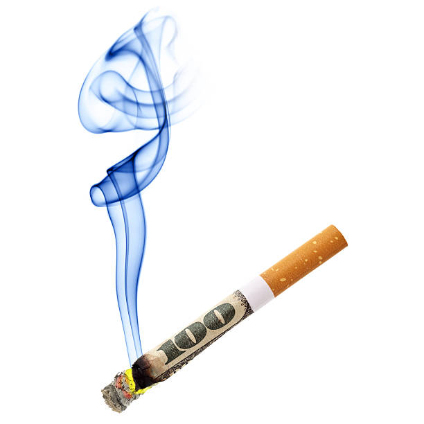 cigarette stub - disbursement stock pictures, royalty-free photos & images