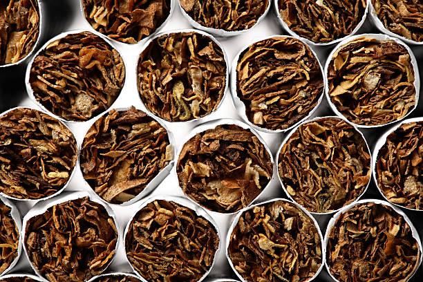 Zigaretten Vorderseite – Foto