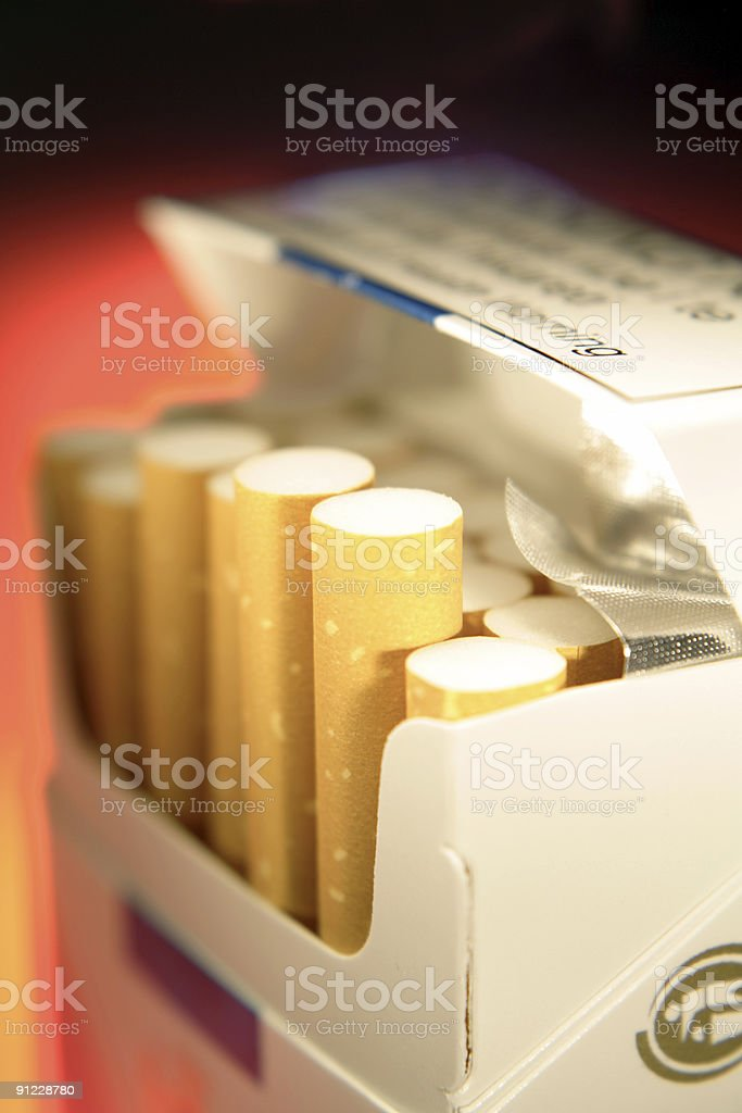 Cigarettes - Photo