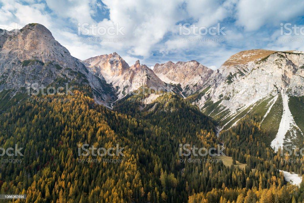 Cima Lavinores, Croda de Antruiles, Dolomiten, Italien – Foto