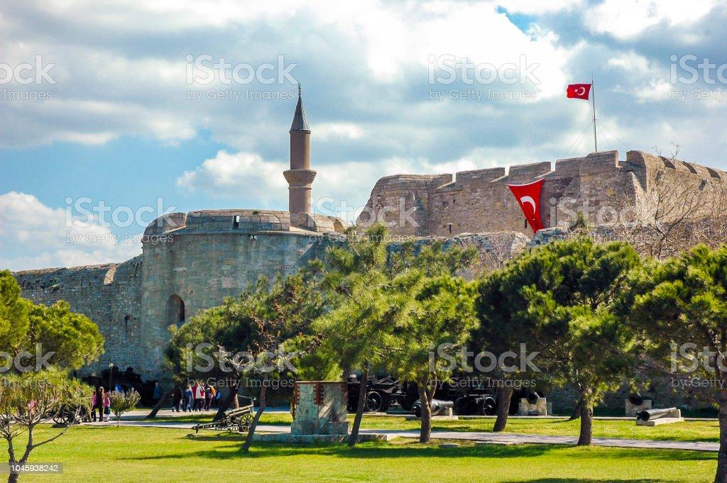 Cimenlik forteresse de Canakkale - Photo