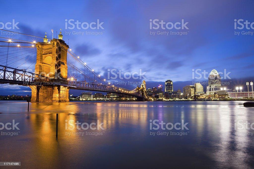 Cincinnati Ohio USA stock photo