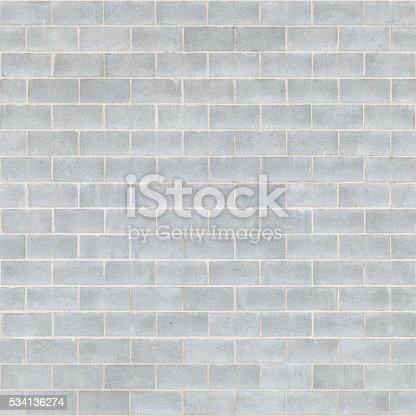 istock Cinder Block Wall 534136274