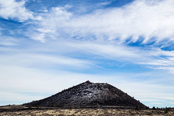 Aschenkegel, Lava Beds – Foto