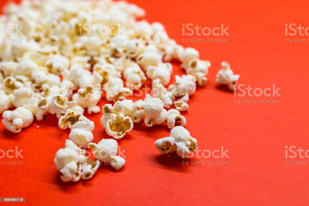 Cinema, movies and entertainment concept stock photo