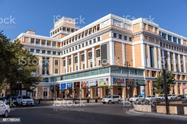 Cinema nizami in the center of baku republic of azerbaijan picture id881788044?b=1&k=6&m=881788044&s=612x612&h=w7mi0oznorrhmnfiwby1bkldgdddubddzzndfaovw7e=